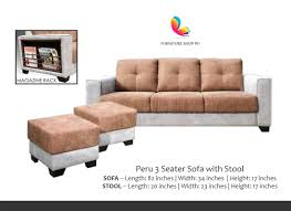 Sofa Length 3 Seater Sofa And Couch For Sale Furniture Shop Ph