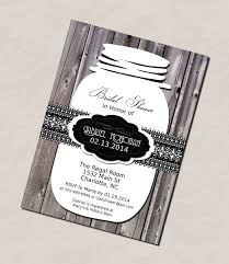 jar bridal shower invitations photo do it yourself printable bridal image