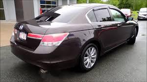 15494a honda accord ex l 4dr aut brown 2011 honda certified