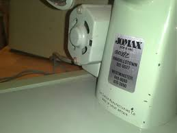 the brave little sewing machine