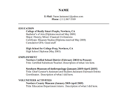 Example Of Resume Personal Information by Curriculum Vitae Cv What Is It Kimmunications From The Uk