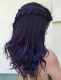 shades of dark purple 35 bold and provocative dark purple hair color ideas