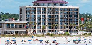 Comfort Inn And Suits The Comfort Suites Located In Myrtle Beach South Carolina