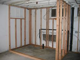 framing out a basement home design u0026 interior design