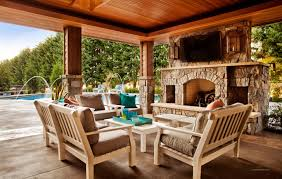 covered patio with fireplace covered patios with fireplaces interesting ideas for home