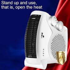 stand up ac fan 500 1000w energy saving electric fast warm hand small air
