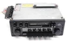 vk eurovox am fm casette radio holden commodore genuine mcc 6711