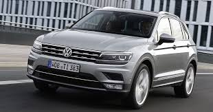 volkswagen touareg 2017 price new volkswagen tiguan teased on malaysian website