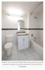 modular bathrooms clean up construction hassle oldcastle surepods