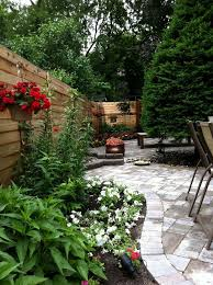 Small Backyard Landscape Designs 33 Best Landscaping With Wood Images On Pinterest Backyard Ideas