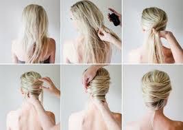 tutorial sirkam rambut panjang nggak harus nyalon 7 cepolan sederhana buat wisuda ini bisa kamu