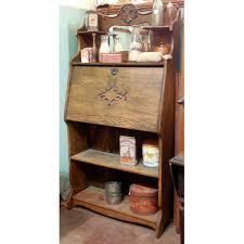 antique drop front desk f12156 antique drop front oak secretary desk