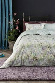 Next King Size Duvet Covers Next Delicate Floral 100 Cotton Percale King Size Duvet Cover Set