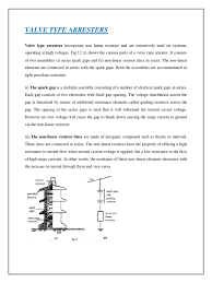 assignment notes electric arc insulator electricity