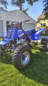 2001 banshee 350 motorcycles for sale