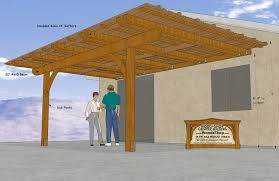 Simple Patio Cover Designs Plans Patio Cover