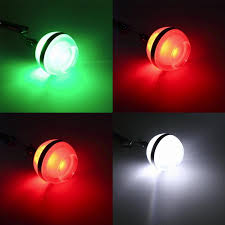 3w led creative round clear led acrylic led wall lamp light for