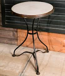 Marble Bistro Table French Marble Bistro Table U2014 Unique Hardscape Design French