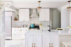 kitchen kitchen decors white rectangle contemporary wooden