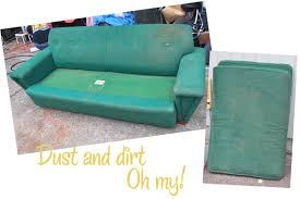 Buy Foam Couch Cushions How To Clean Vintage Upholstery Atomic Redhead