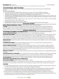 Marketing Manager Resume Template Sample Digital Marketing Resume Digital Marketing Executive Job