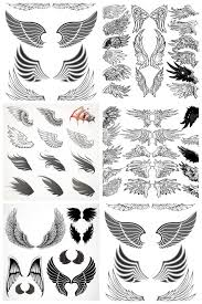 wings vector free stock vector illustrations eps ai svg