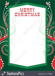 Christmas Light Template Templates Christmas Lights Template 2 Stock Illustration
