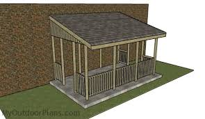 lean to gazebo plans myoutdoorplans free woodworking plans and