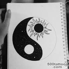 yin yang designs ideas meanings images