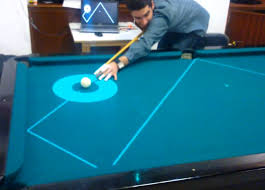 How To Play Pool Table Shoot Pool Like A Pro With Real Life Aiming Lines