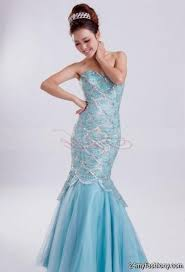 Light Blue Mermaid Dress Light Blue Mermaid Prom Dress Great Ideas For Fashion Dresses 2017