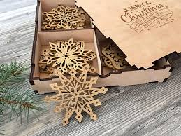wooden christmas ornaments wooden snowflake ornaments wood christmas decorations
