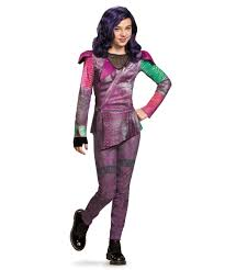 best halloween costumes for girls disney the descendants mal isle of the lost classic child