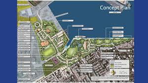 Map Key West Key West To Break Ground On New Waterfront Park Wlrn
