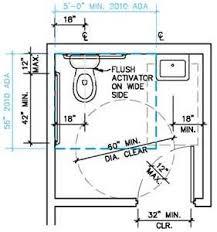 Ada Bathroom Code Requirements Best 25 Ada Bathroom Requirements Ideas On Pinterest Ada Toilet