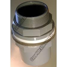 paroi pvc traversée de paroi pression 110 125x 110mm ff très résistant