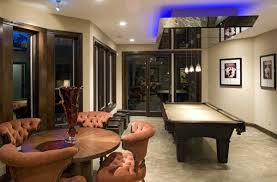 Game Room Interior Design - delightful game room ideas that every men dream about