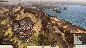 Sparta On Map Total War Rome 2 Wrath Of Sparta Dlc Review Progress Bar