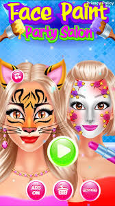 face paint party salon on the app store