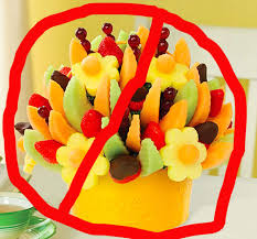 eatables arrangements 24 reasons why you should never give someone an edible arrangement