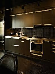 20 stylish kitchens that rock the black look