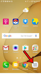 delete apps android how to delete an app in android marshmallow solve your tech