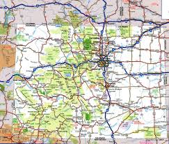 Phoenix Road Map by Colorado Highway Map Arizona Map