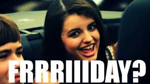 Rebecca Black Memes - image 105657 rebecca black friday know your meme