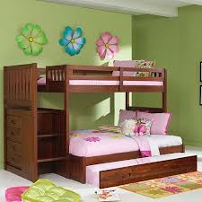Triple Bunk Beds For Kids - Three sleeper bunk bed
