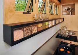 Small Kitchen Storage Ideas Tiny House Kitchen Jetson Green Pure Salvage Tiny House For