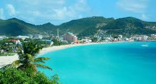 st martin this caribbean island is split between the and