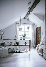 bedroom ideas for attic space how to decorate a slanted wall