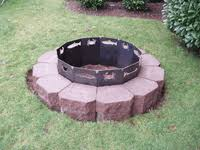 Large Firepit Large Pit Screen Kits Scapes Cutting Edge Manufacturing