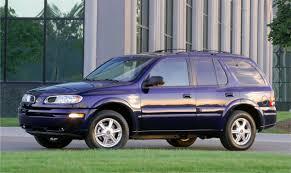 curbside classic 1998 oldsmobile bravada u2013 lacking bravado